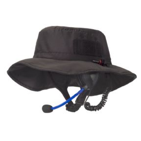 BBT Comms hat with waterproof IPX7 headset